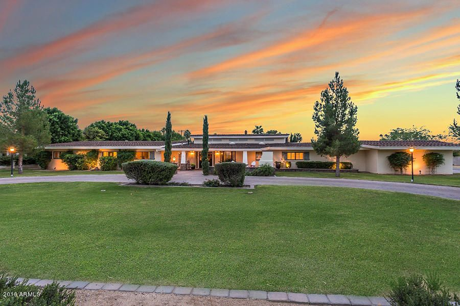 6201 E EXETER Boulevard, Scottsdale, AZ 85251