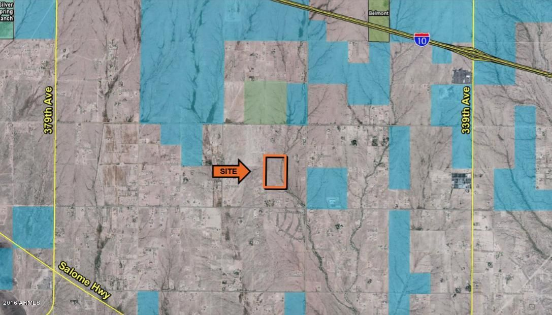 0 W Buckeye Road Tonopah, AZ 85354 - MLS #: 5517244