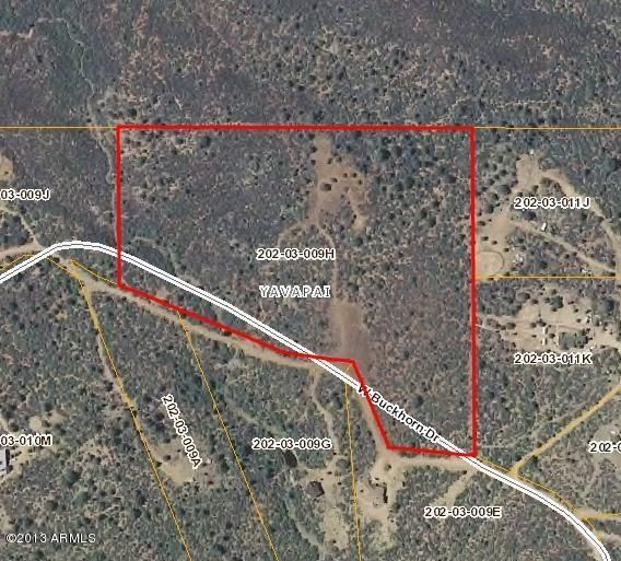 0000 W BUCKHORN Road Lot 0, Peeples Valley, AZ 86332