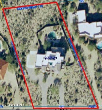 MLS 5687221 9414 E CALLE DE LAS BRISAS --, Scottsdale, AZ 85255 Scottsdale AZ Pinnacle Peak