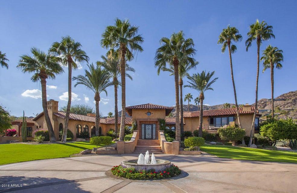 4500 E CRYSTAL Lane, Paradise Valley, AZ 85253