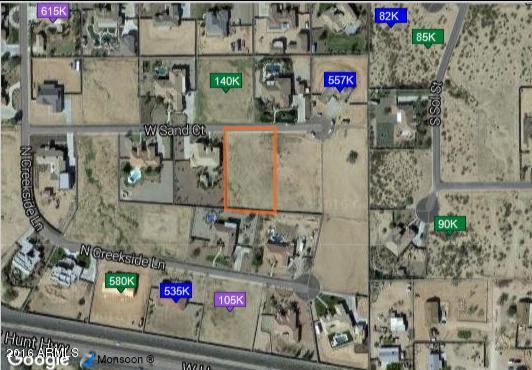 5565 W SAND Court Lot 24, Queen Creek, AZ 85142