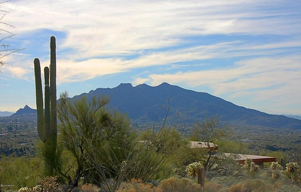 8539 E Concho Lane Lot 76, Carefree, AZ 85377