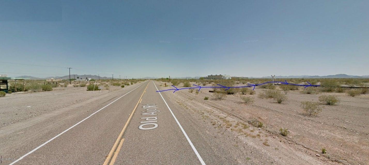 57XXX S Old AJO Road Lot 001 F, Gila Bend, AZ 85337