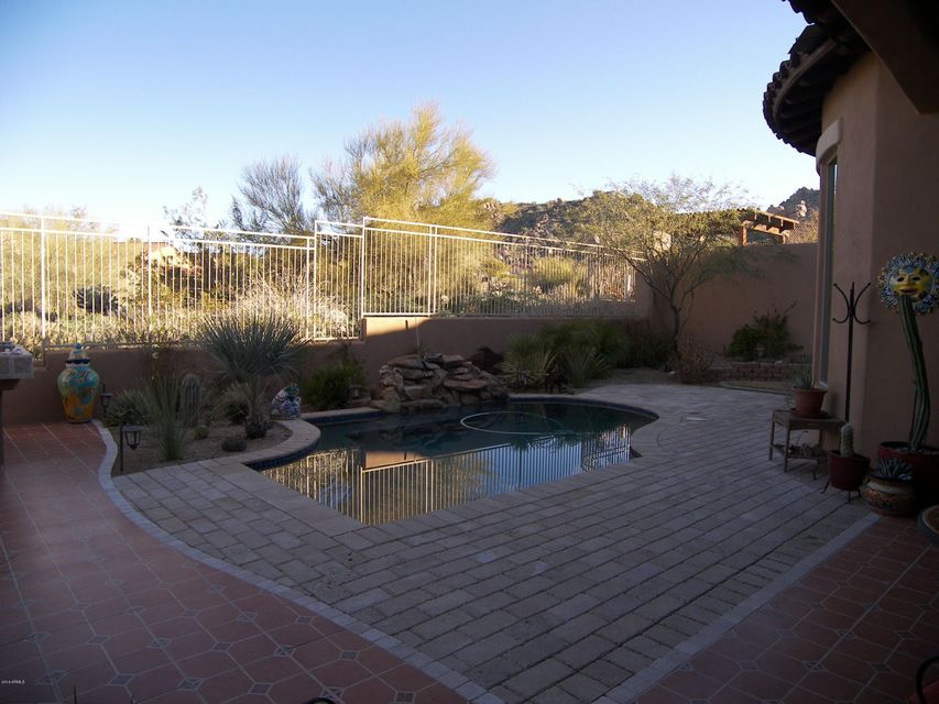 7538 E CAMINO SALIDA DEL SOL Scottsdale, AZ 85266 - MLS #: 5521239