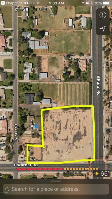 8760 S rural/corner Road, Tempe, AZ 85284