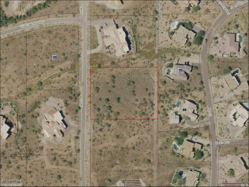 34695 N 45TH Street Lot 18, Cave Creek, AZ 85331