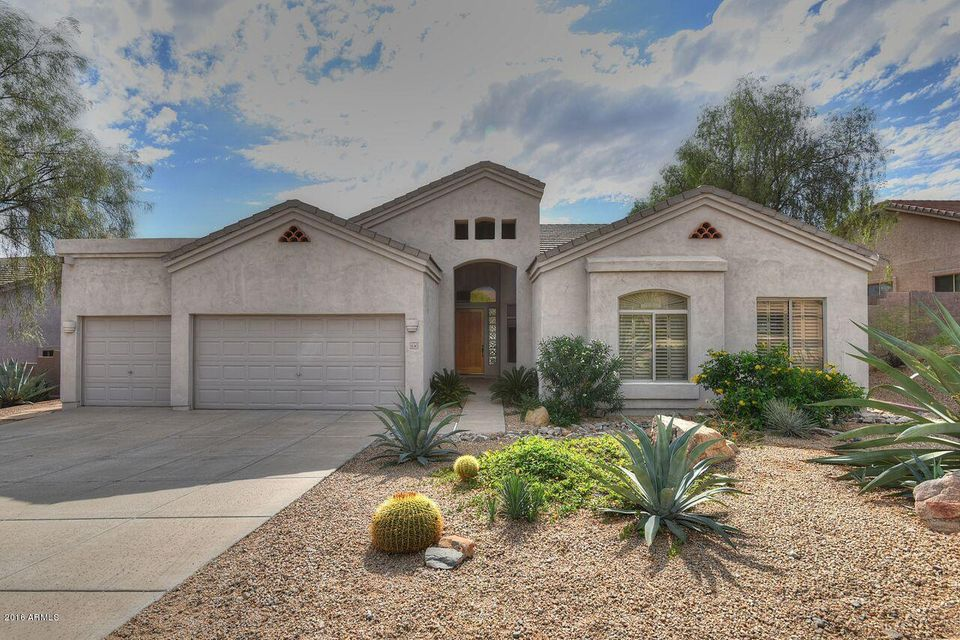 16343 E CRYSTAL RIDGE Drive, Fountain Hills, AZ 85268