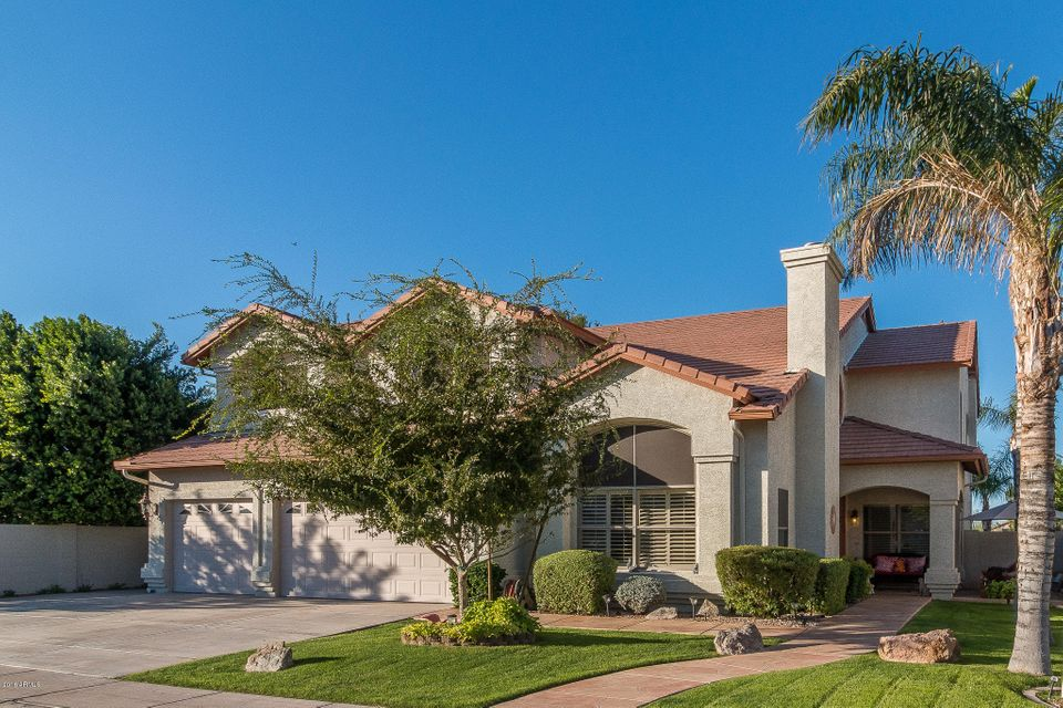 902 E GAIL Drive, Gilbert, AZ 85296