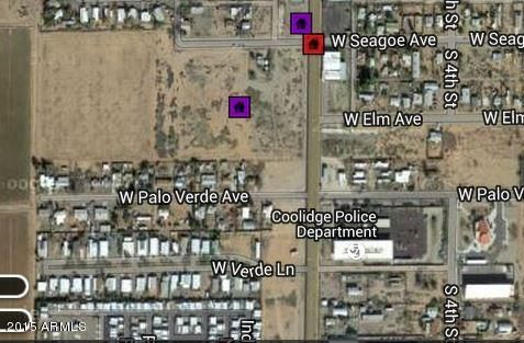 700 S ARIZONA Boulevard Coolidge, AZ 85128 - MLS #: 5523144