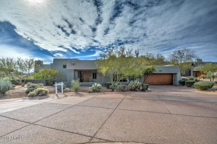 Photo of 9975 E GRAYTHORN Drive, Scottsdale, AZ 85262