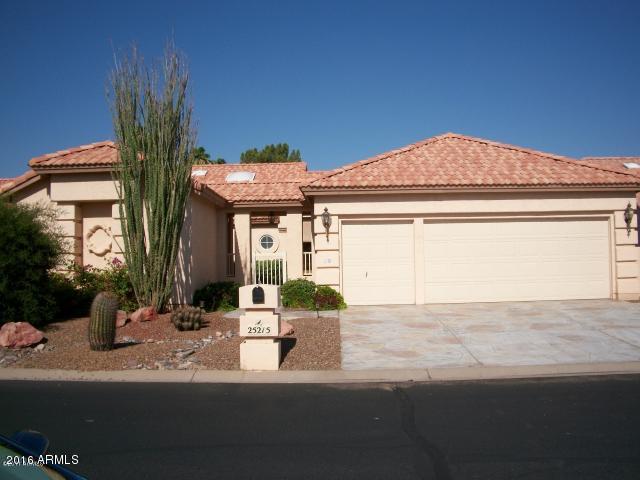 25215 S BUTTONWOOD Drive, Sun Lakes, AZ 85248