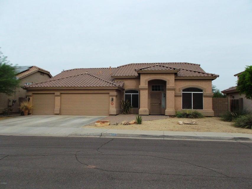 758 W JUANITA Avenue, Gilbert, AZ 85233