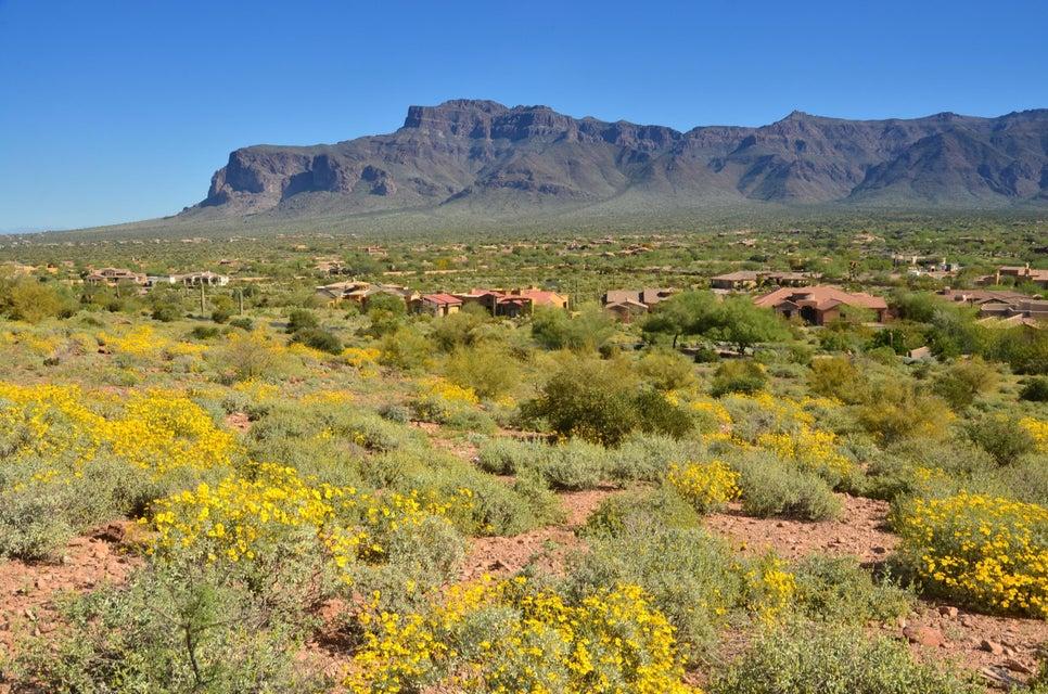 3842 S SUMMIT Trail Lot 13, Gold Canyon, AZ 85118