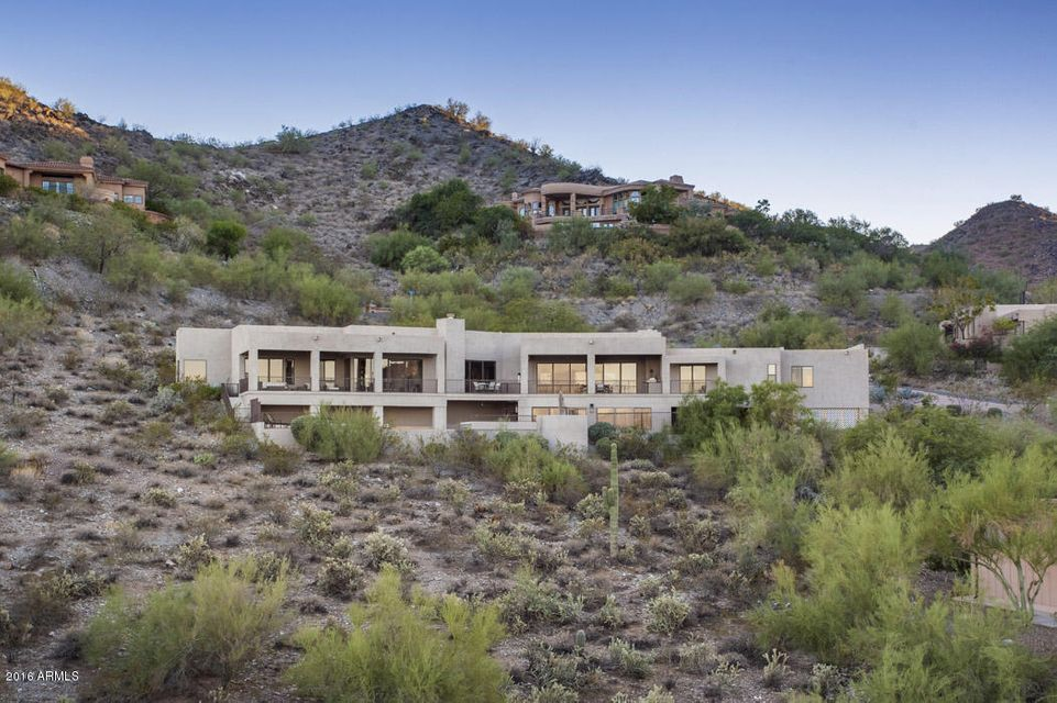 Single Family Home for Sale at 8201 N Waterman Lane Paradise Valley, Arizona,85253 United States