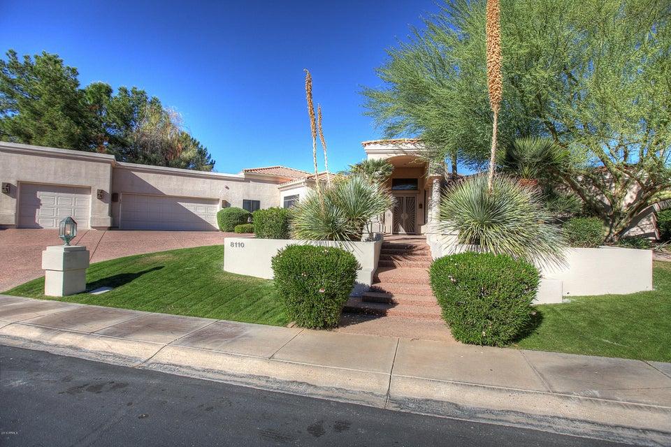 8110 E KALIL Drive, Scottsdale, AZ 85260