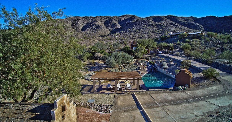MLS 5530725 11403 S 27TH Drive, Laveen, AZ 85339 Laveen AZ One Plus Acre Home