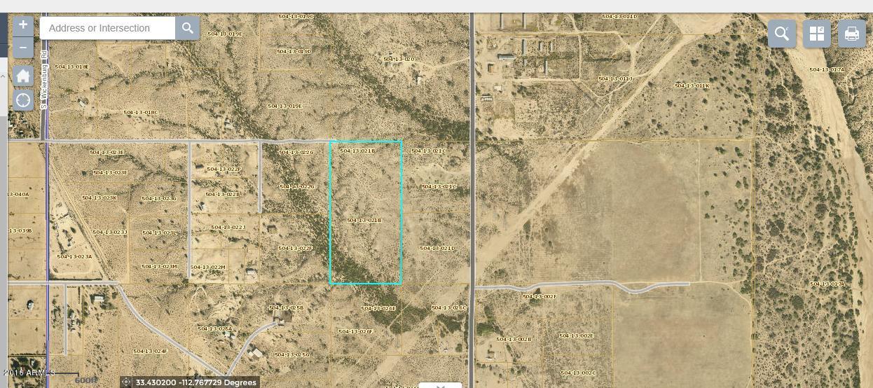 S Pima Street Lot 76, Tonopah, AZ 85354