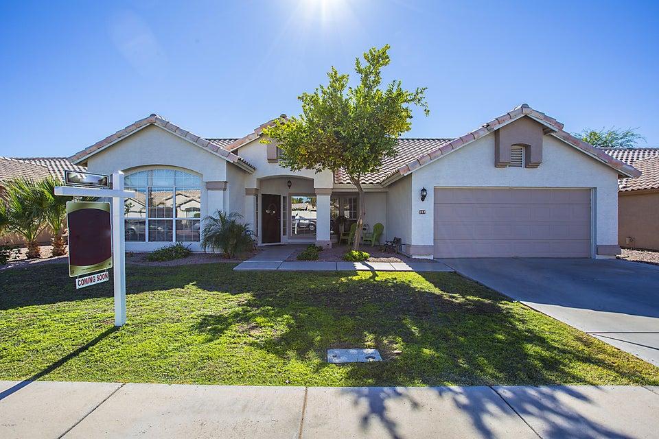 357 W AMOROSO Drive, Gilbert, AZ 85233