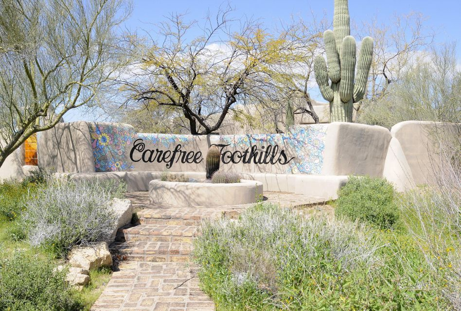 35026 E EL SENDERO Road Lot 73, Carefree, AZ 85377