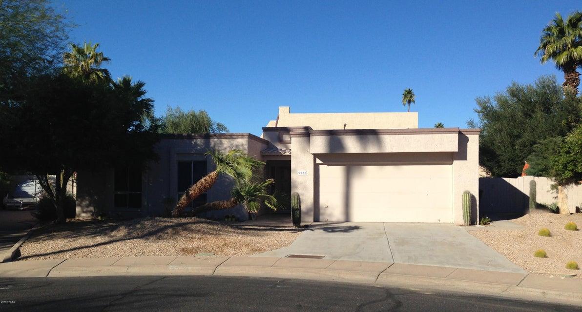 5526 N 79TH Street, Scottsdale AZ 85250
