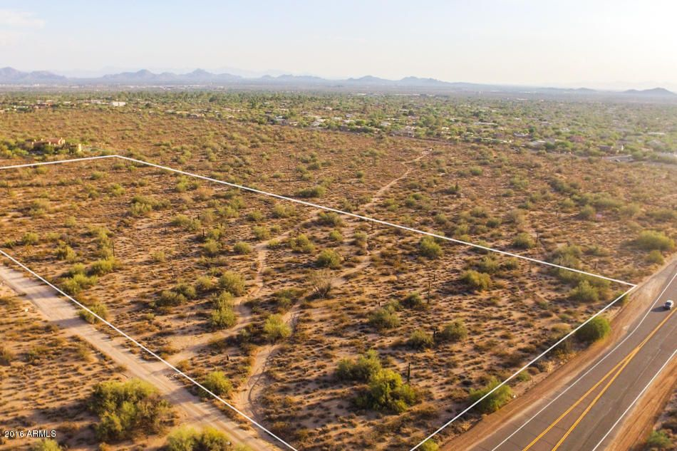 9000 E HAPPY VALLEY Road Lot 1, Scottsdale, AZ 85255