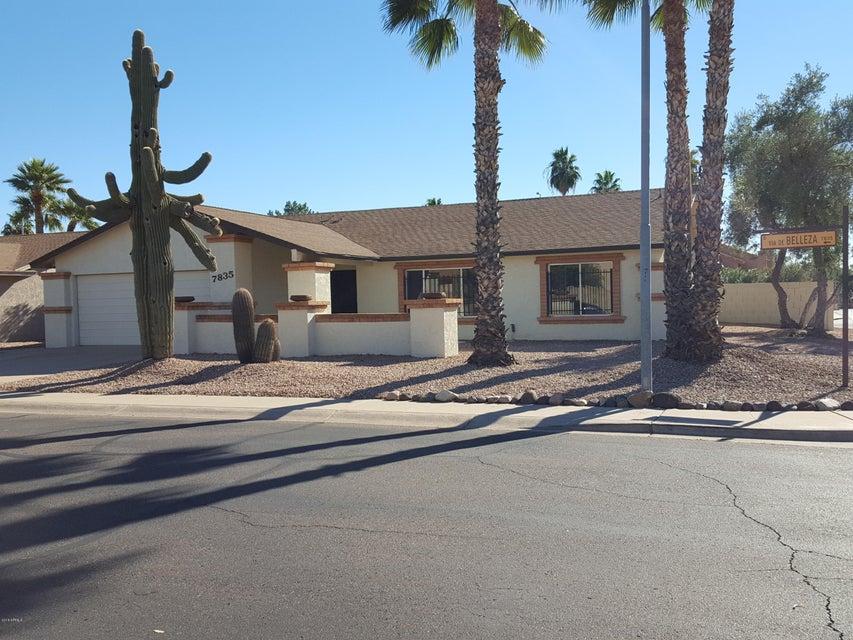 7835 E VIA DE BELLEZA --, Scottsdale, AZ 85258