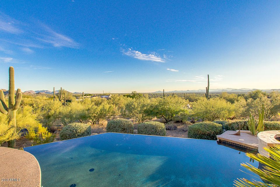 MLS 5542271 6609 E EL SENDERO Road, Carefree, AZ 85377 Carefree AZ Gated
