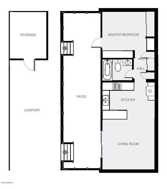 MLS 5531438 111 S GREENFIELD Road Unit 477, Mesa, AZ Mesa AZ Gated