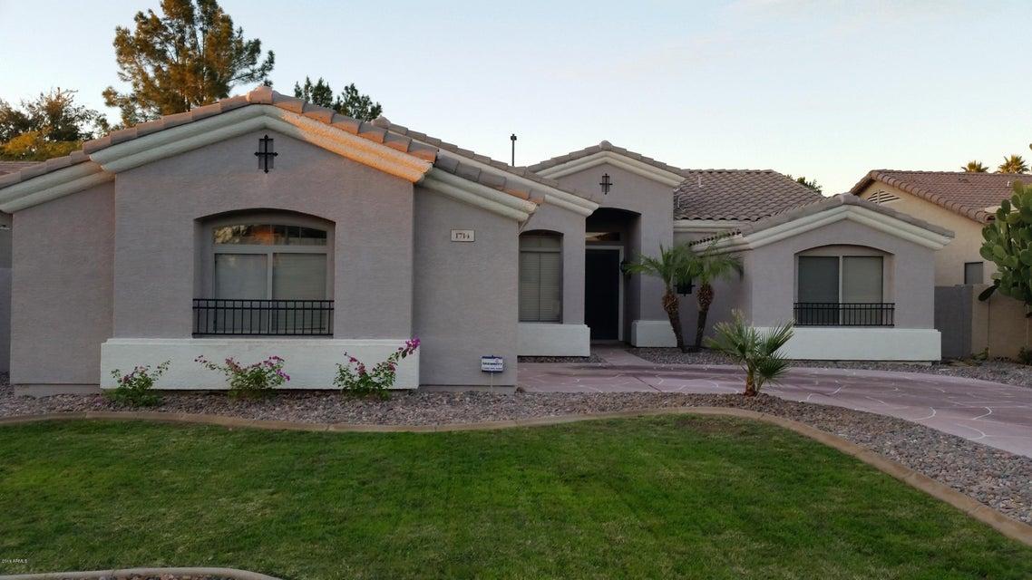 1714 E RAWHIDE Street, Gilbert, AZ 85296