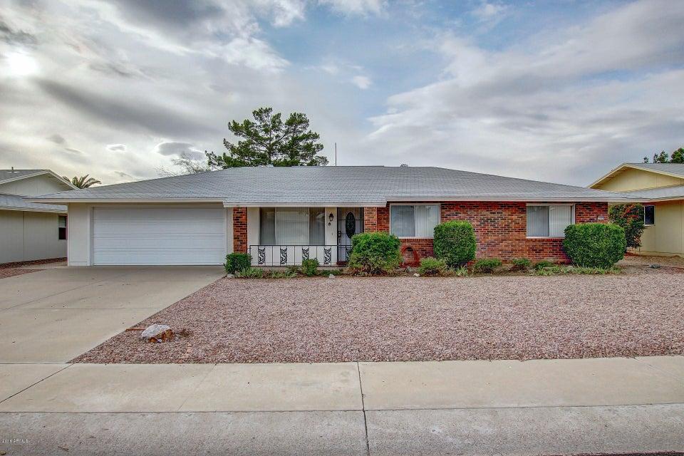 17826 N PALO VERDE Drive, Sun City, AZ 85373