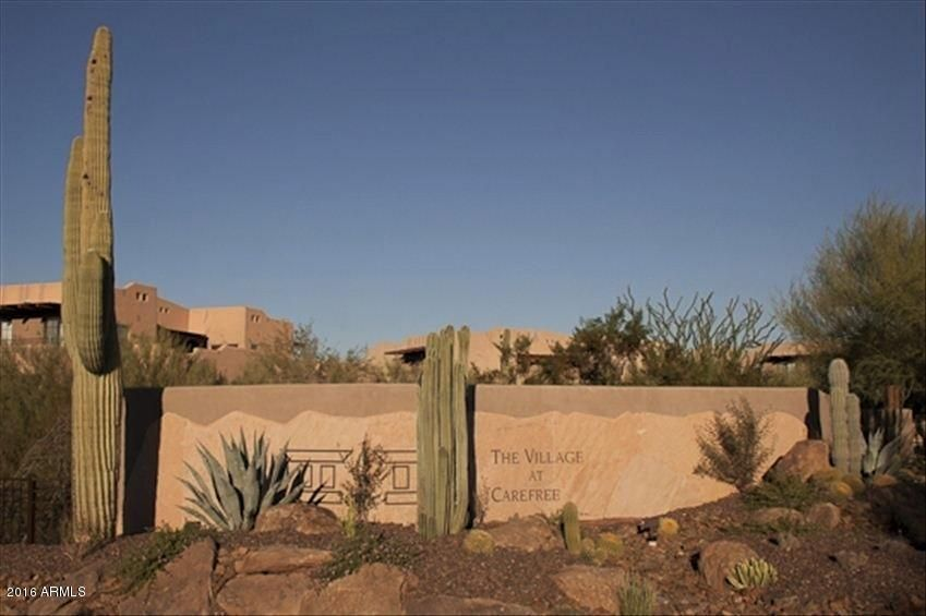 MLS 5533172 36601 N MULE TRAIN Road Unit C30, Carefree, AZ Carefree AZ Scenic