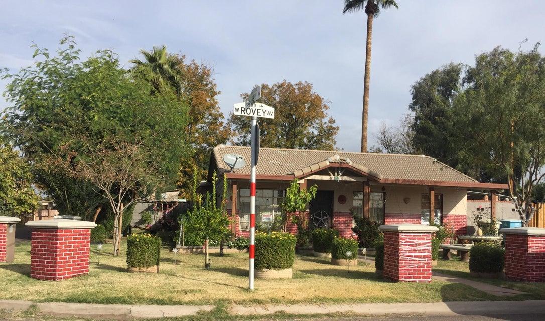 MLS 5529402 3542 W ROVEY Avenue Building UNKNOWN, Phoenix, AZ Phoenix AZ Equestrian