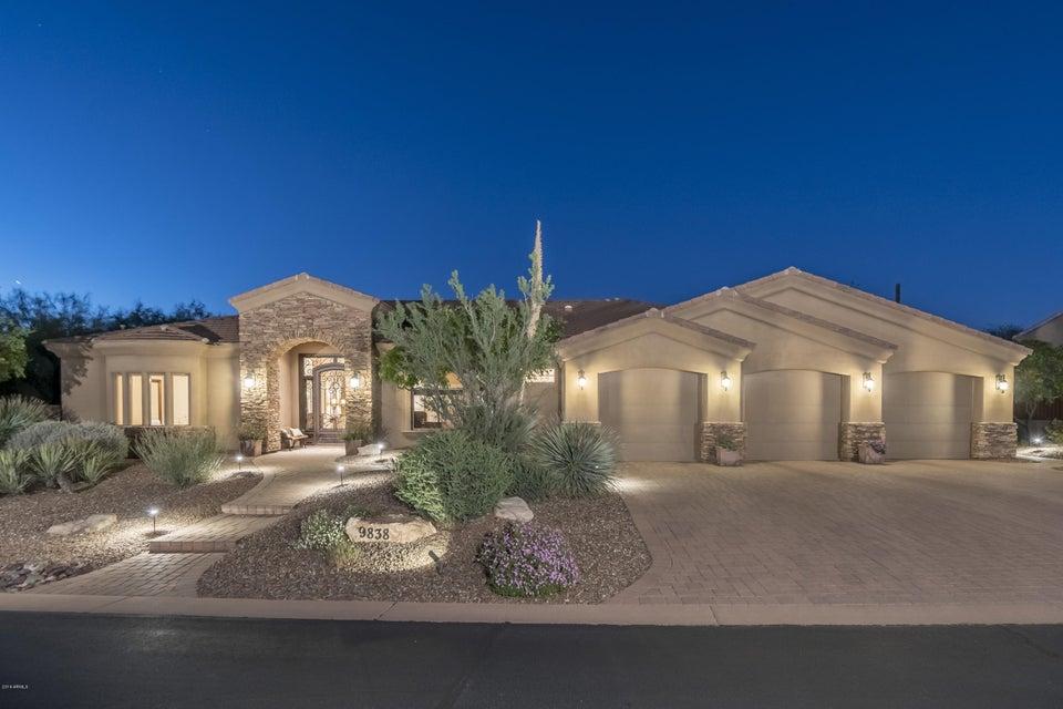 9838 E MONUMENT Drive, Scottsdale, AZ 85262