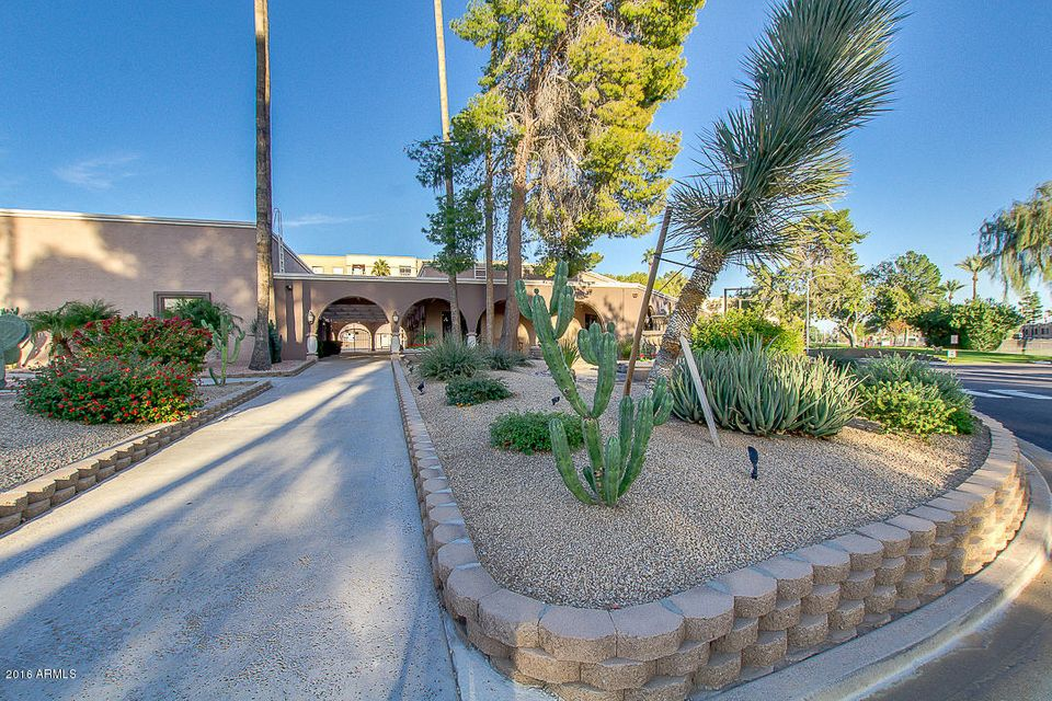 MLS 5534759 7820 E CAMELBACK Road Unit 107, Scottsdale, AZ Scottsdale AZ Scottsdale Shadows Condo or Townhome