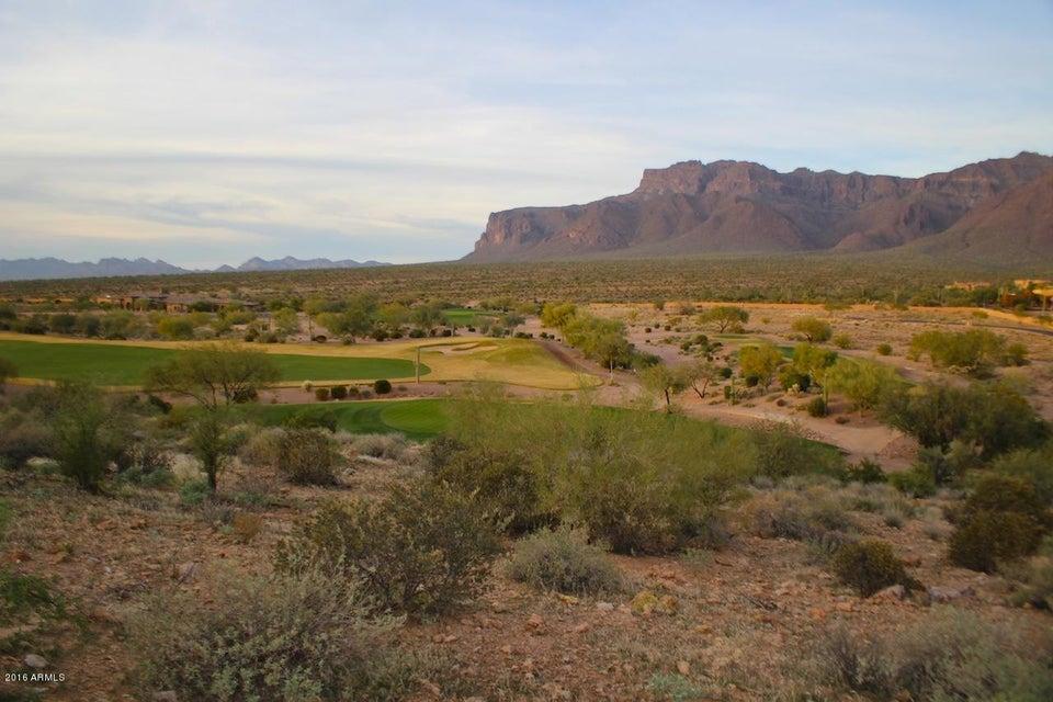 3094 S PETROGLYPH Trail Lot 30PET, Gold Canyon, AZ 85118