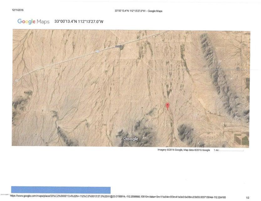 0 S Dirt Road Mobile, AZ 85139 - MLS #: 5535112