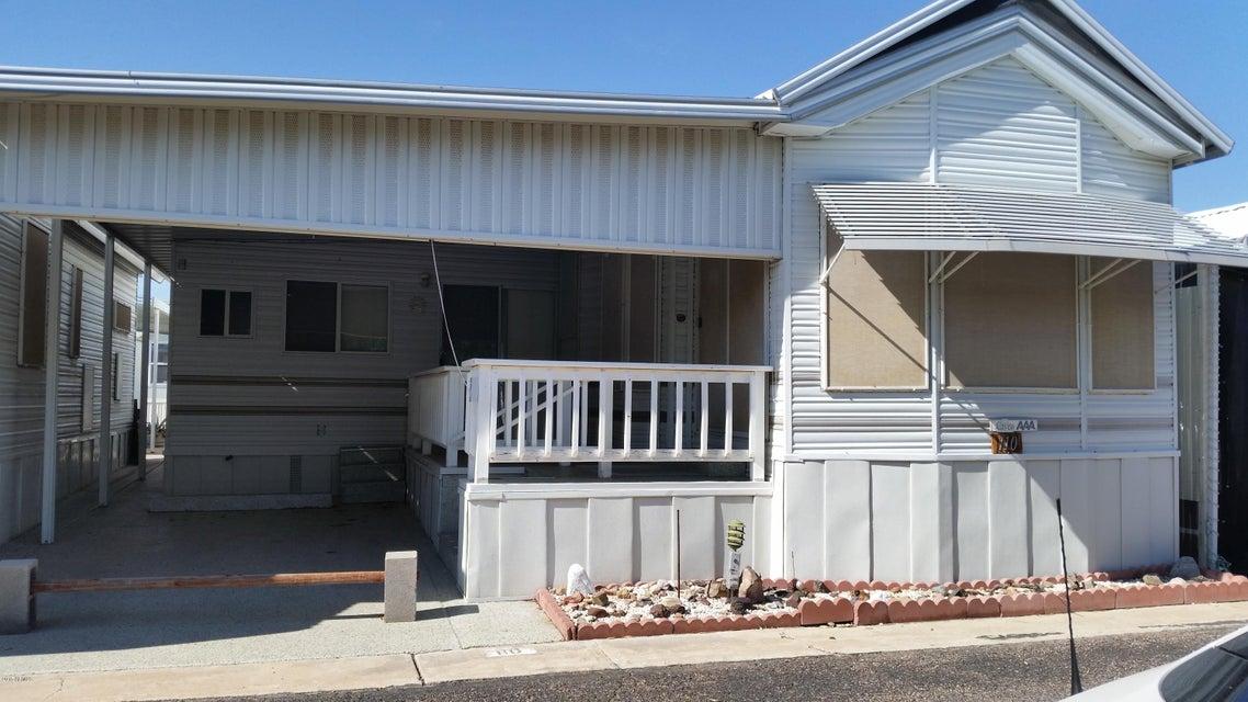 110 E BARREL CACTUS Lane, Florence, AZ 85132