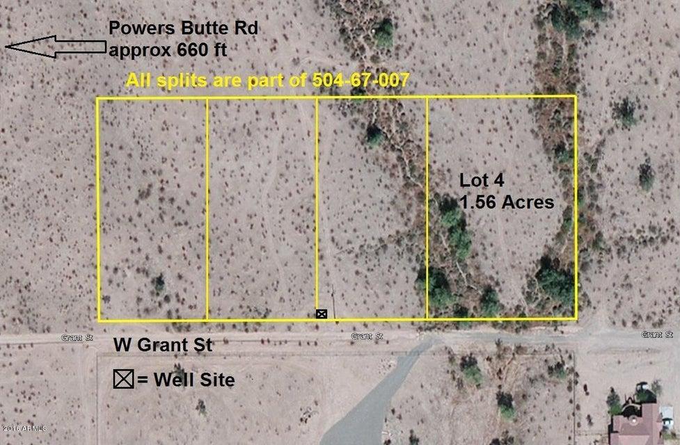 317XX W Grant Street Lot 7, Buckeye, AZ 85326