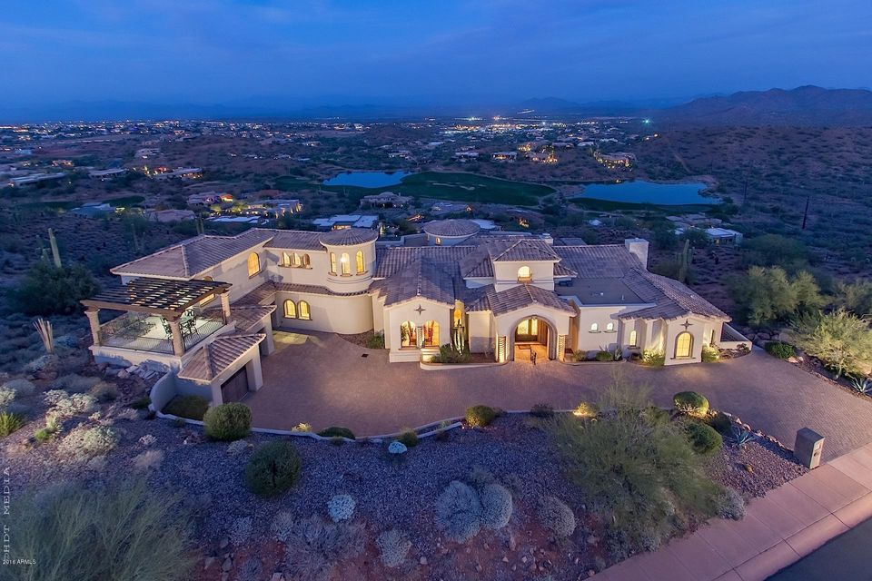 9127 N VISTA VERDE Court, Fountain Hills, AZ 85268