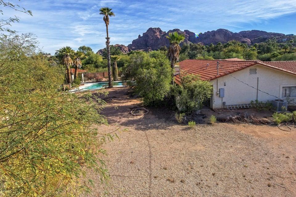 MLS 5537663 4554 E MCDONALD Drive, Paradise Valley, AZ Paradise Valley AZ Scenic