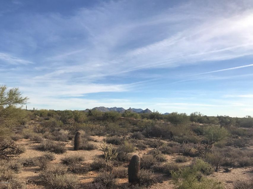 8299 E WHISPER ROCK Trail Lot 80, Scottsdale, AZ 85266