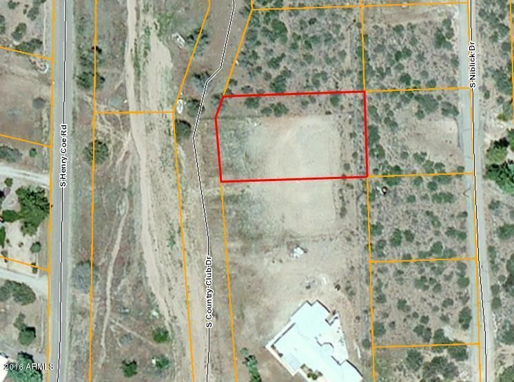 18241 S Country Club Drive Lot 82, Peeples Valley, AZ 86332