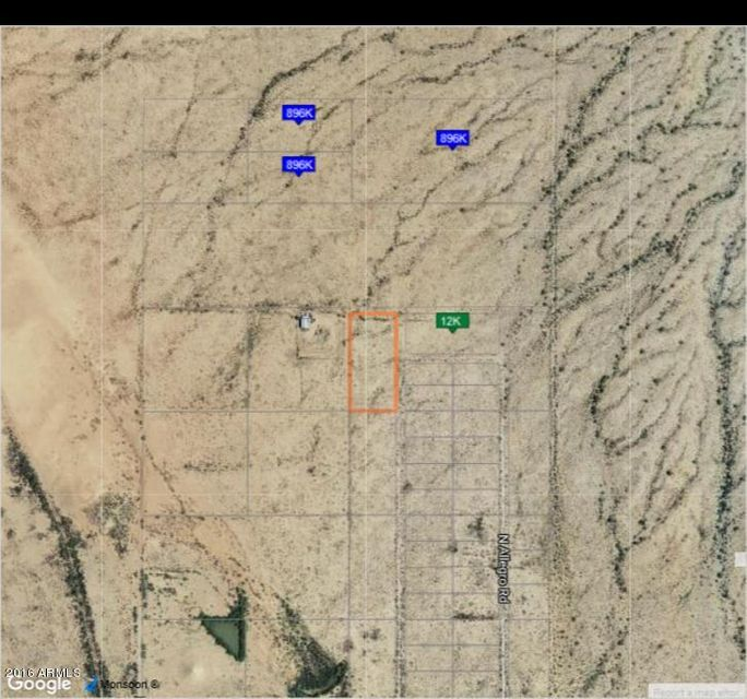 137XX N Western Meadows -- Lot 8, Maricopa, AZ 85139