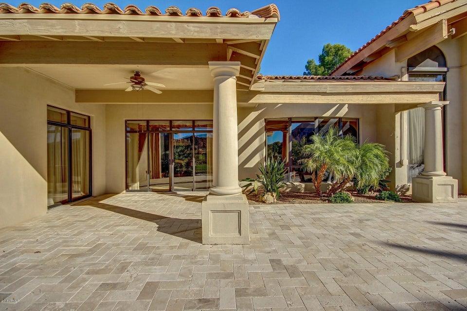 MLS 5502566 6127 E HORSESHOE Road, Paradise Valley, AZ Paradise Valley AZ Waterfront