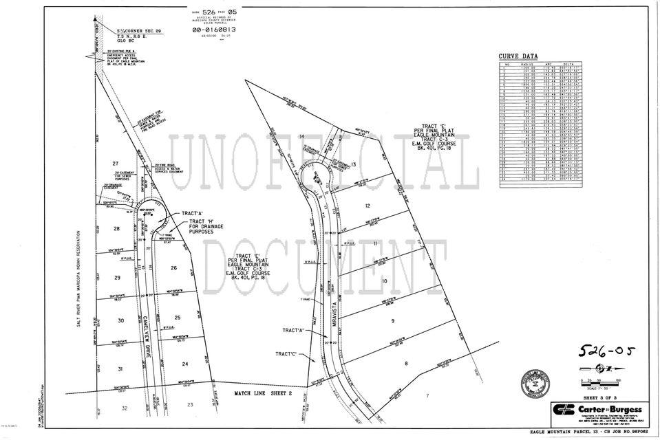15112 E MIRAVISTA Drive Fountain Hills, AZ 85268 - MLS #: 5539012