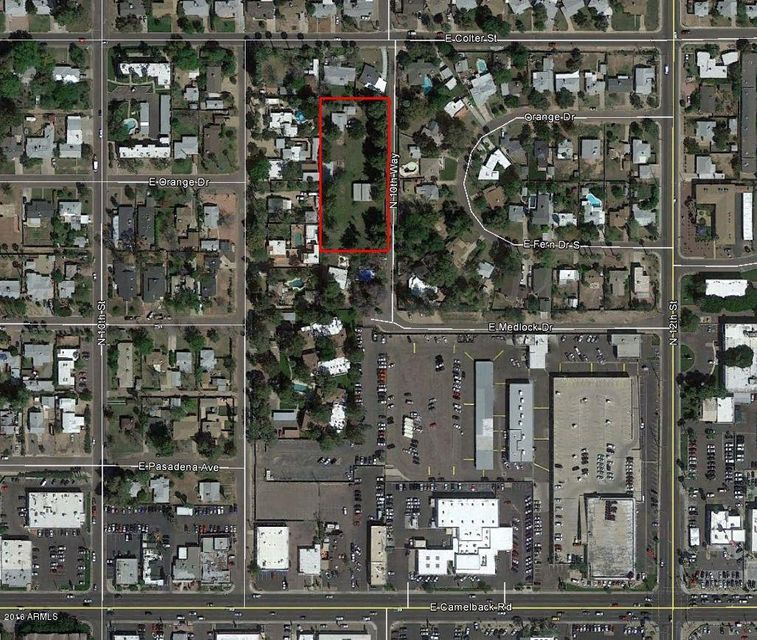 5124 N 10TH Way, Phoenix, AZ 85014