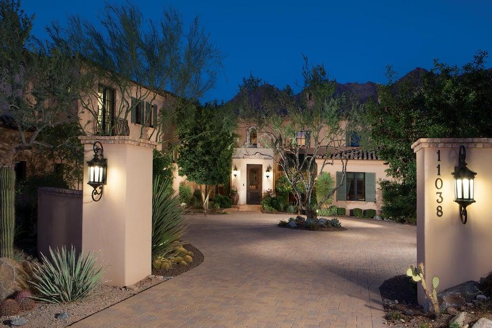 11038 E SAGUARO CANYON Trail, Scottsdale, AZ 85255