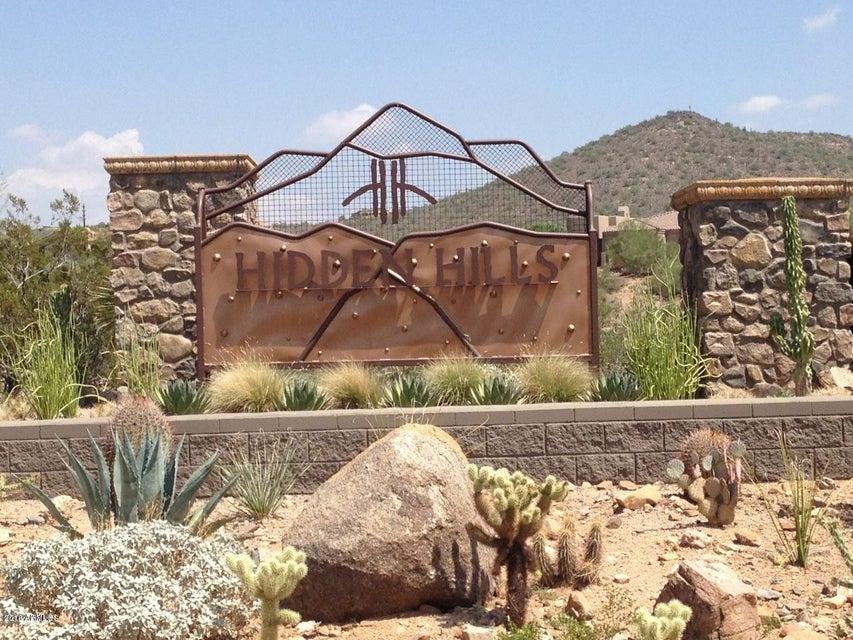 14296 E KALIL Drive Lot 20, Scottsdale, AZ 85259