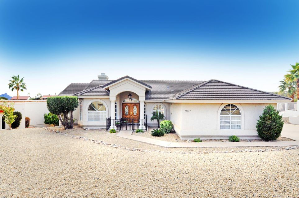 15727 E SUNFLOWER Drive, Fountain Hills, AZ 85268